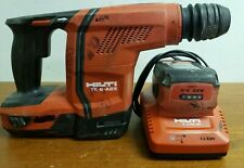 New Listinghilti Te 6 A22 Cordless Hammer Drill With 2 B 22 30 Li On Batteries And Charger