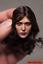 1//6 Elizabeth Olsen Scarlet Witch TESTA SCOLPIRE con occhi rossi per Phicen ❶ USA STOCK ❶
