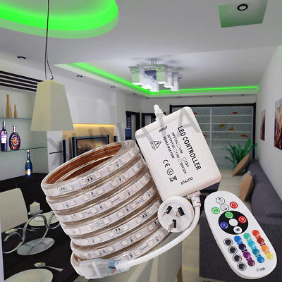 Details about  /Strip SMD LED Strip 5050 RGB coil plug 220v White Outer Tube 1 to 100 M show original title