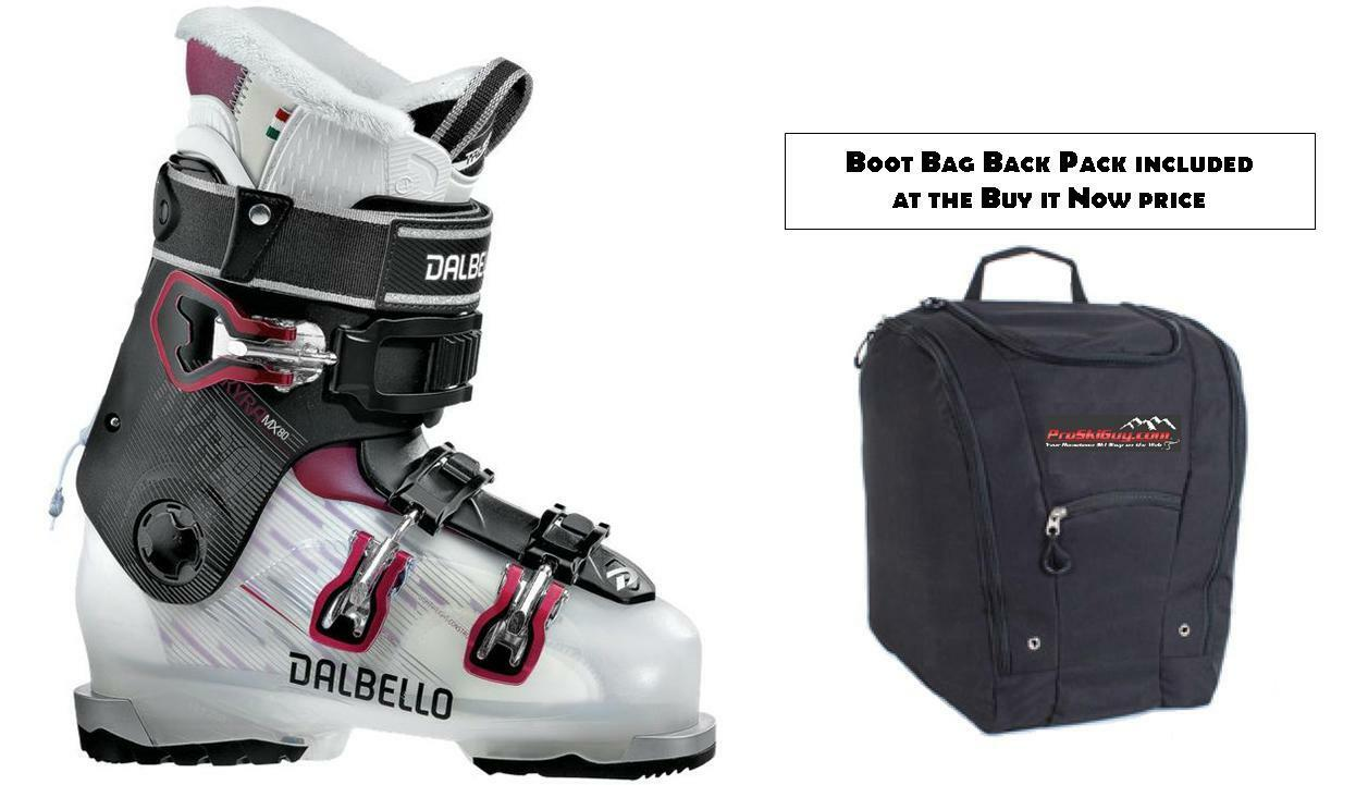 Dalbello Kyra MX 80 ladies ski Stiefel Größe Größe Größe 26 (inc Stiefel BAG at BuyItNow) NEW 2019 625968
