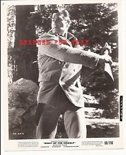 NIGHT OF THE GRIZZLY Press Photo/Movie Still - CLINT WALKER #5