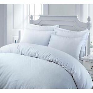 Cuadros-Blanco-De-Lujo-100-saten-de-algodon-cubierta-del-edredon-edredon-natural-del-lecho-del