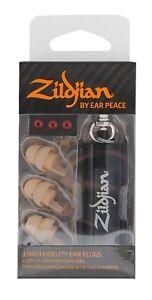 Zildjian-HD-EarPlugs-Paar-Dark