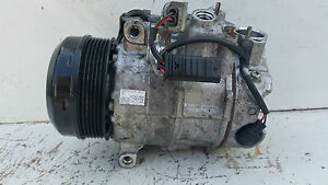 GENUINE-MERCEDES-C-CLASS-W204-AIR-CONDITIONING-COMPRESSOR-AC-PUMP-A0032308711