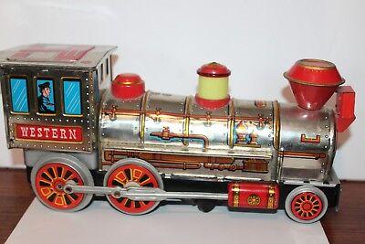 Spielzeug Schön Modern Spielsachen Batteriebetrieben Mystery Aktion Western Lokomotive Guter Geschmack Autos & Lkw