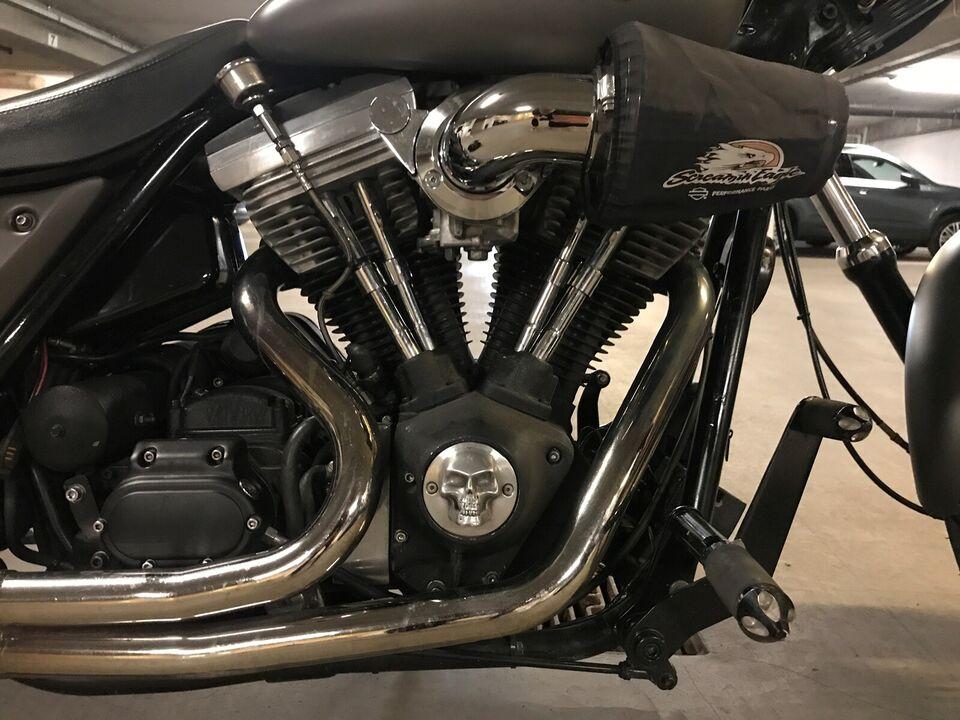 Harley-Davidson, FXR, 1340 ccm