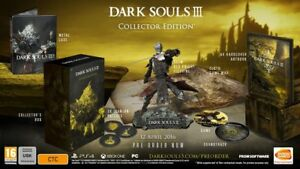 DARK-SOULS-III-3-COLLECTOR-039-S-EDITION-XBOX-ONE-NUOVO-NEW-PAL-VERSION-DARKNESS