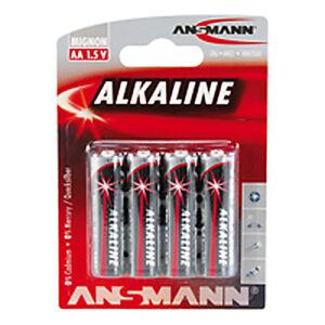 Ansmann-Alkaline-battterie-AA-Mignon-1-5-V-Battery-lr6-Power-baterias-4er-Pack