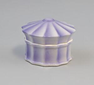 9959191-Porcelain-Container-Art-Deco-Purple-Ens-10x7cm
