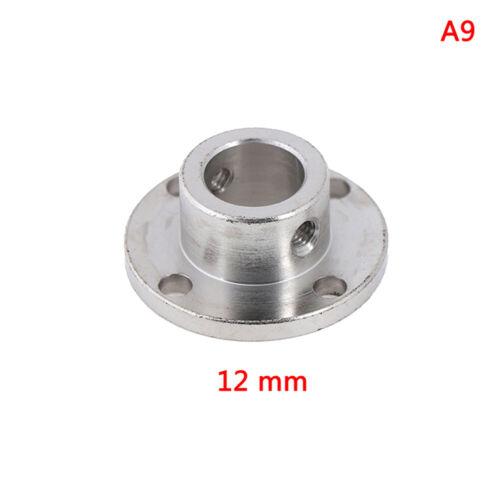 3//4//5//6//7//8//10//11//12mm rigid flange coupling motor guide shaft coupler9UKMAEK