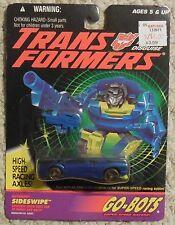 Transformers G2 SIDESWIPE spychangers Mosc New