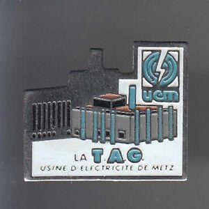 RARE-PINS-PIN-039-S-EDF-GDF-REGIONAUX-TAG-METZ-57-AT