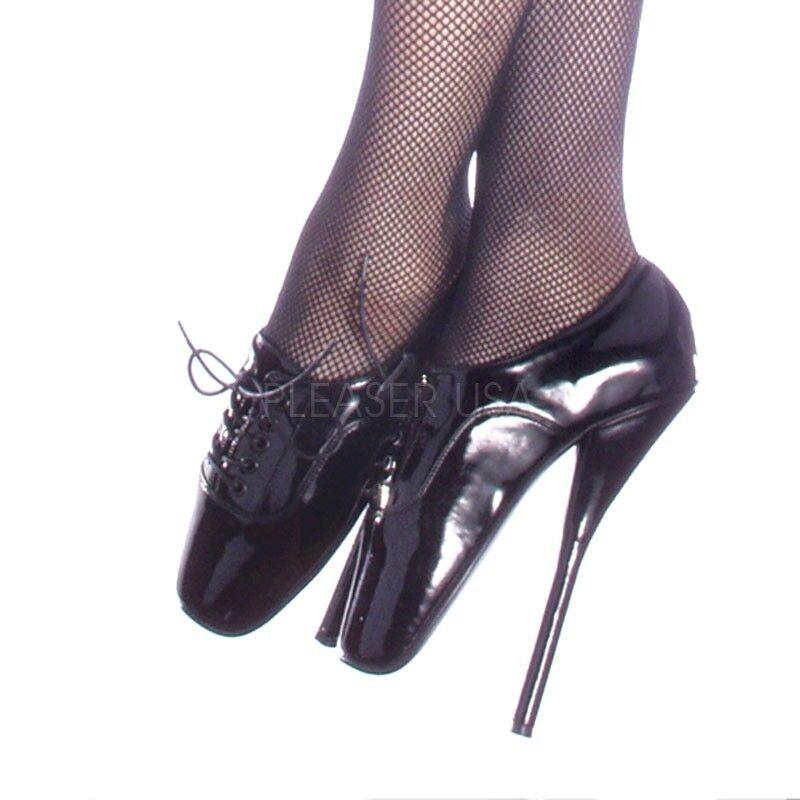 PLEASER PLEASER PLEASER DEVIOUS BALLET Sexy 7  High Heels in 16 Styles Größe 6-15 76ec4b