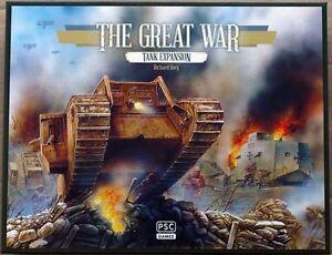Série Commandes et couleurs - La Grande Guerre: l'agrandissement des chars