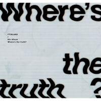 FT ISLAND 6th Album Where's the truth? (FALSE ver. B) CD+Photoboook+Photocard