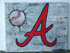 Atlanta Braves MLB Wall Decal Vinyl Sticker Decor Baseball EXTRA LARGE L297