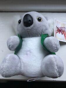 Kola Bear Soft Toy-afficher Le Titre D'origine