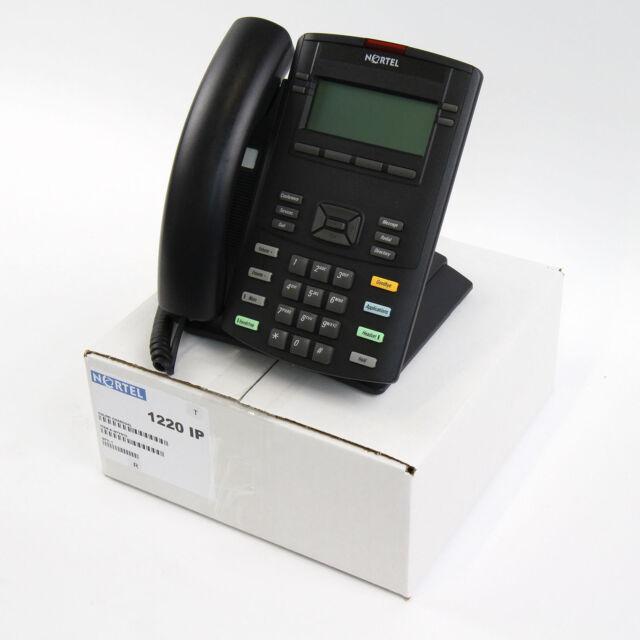 NTYS19BA70E6 Nortel 1220 IP Phone