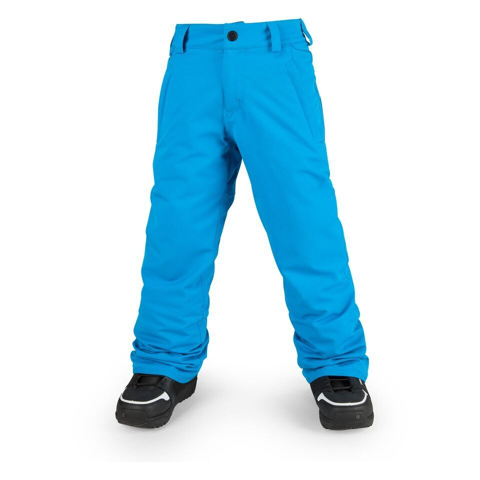 NWOT Volcom Boys Explorer Ins Snowboard Pant Pants L Large 12Y Kids 15K oa314