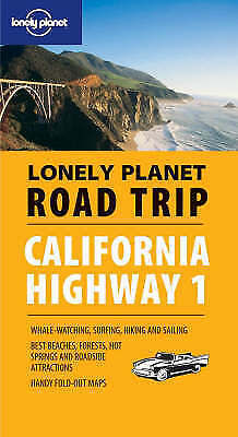(Good)-California Highway 1 (Lonely Planet Road Trip) (Paperback)-Paige R. Penla