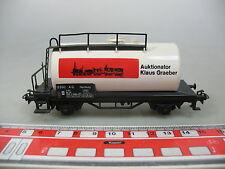 AD719-0,5# Märklin H0/AC SOMO/Werbewagen 4400 Auktionator Klaus Graeber