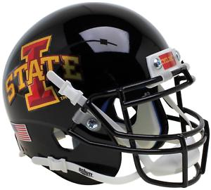 IOWA-STATE-CYCLONES-NCAA-Schutt-XP-Authentic-MINI-Football-Helmet