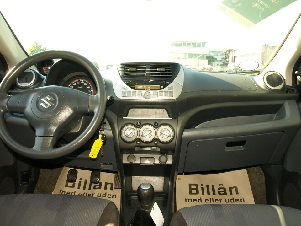 Suzuki Alto 1,0 GLX ECO+ Benzin modelår 2012 km 151000