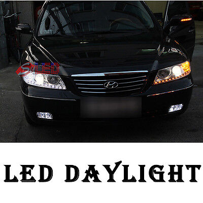 LED Finished 3D-LL Eye Line Diy Kit 2Way 2p For 06 07 08 09 10 Chevy Captiva