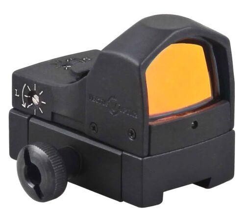 Vector Optics Sphinx rilevamento automatico della luce Red Dot Mirino 11mm Mount a coda di rondine.