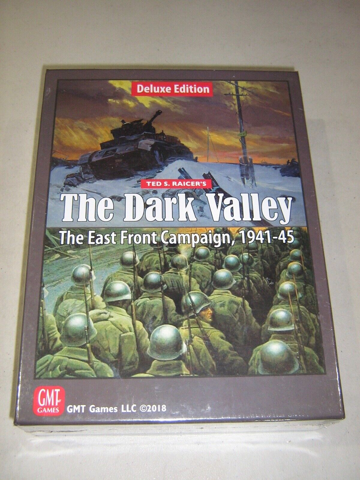 The Dark Valley Deluxe (New)