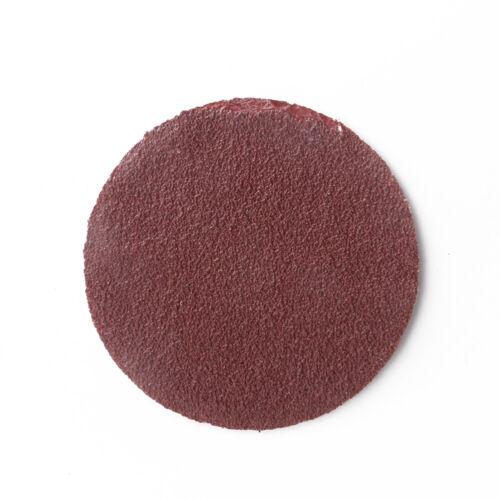 100pcs 2 Inch 50mm Sander Disc 80-2000 Grit Sanding Polishing Pad Sandpaper Tool