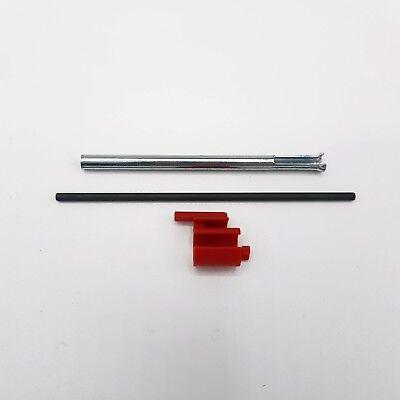 SRAM S 7 Schaltstift Set Schaltrohr Schaltstange Fixierhülse Rot Sachs
