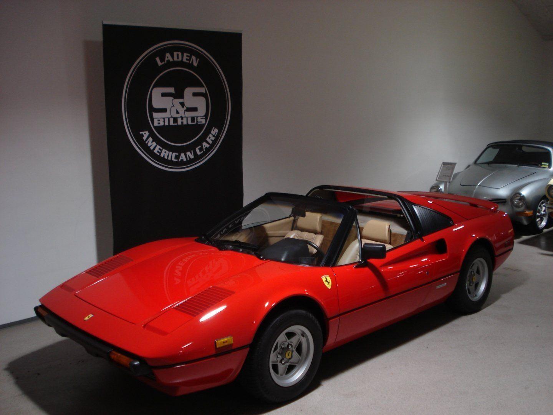 Ferrari 308 3,0 GTSi 2d