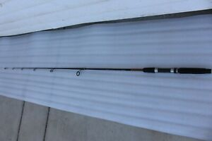 Shakespeare-Ugly-Stik-SPL-1102-Spinning-Fishing-Rod-Pole-Vintage-Collector-USA