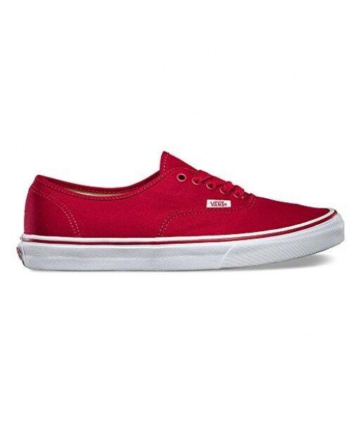 Nuovi scarpe furgoni fede (giullare rosso) - gli skateboard scarpe Nuovi taglia 11 919414