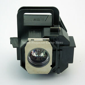 Image Is Loading Projector Replacement Lamp W Housing For EPSON Powerlite
