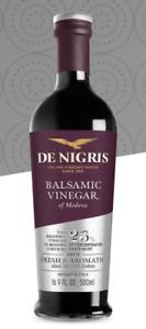 Balsamic Vinegar of Modena 25% Must - 500ml - De Nigris