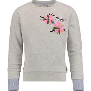 %%% VINGINO Ragazza Pullover Maglione Sweater nolien LIGHT GREY Melee MIS. 128-176