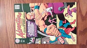 ADVENTURE-COMICS-362-Superboy-Legion-of-Super-Heroes-CHECK-OUT-THE-PHOTOS