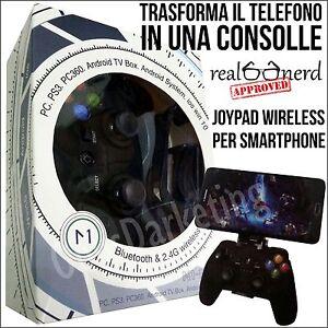 JOYPAD-GAMEPAD-GAMER-WIRELESS-BLUETOOTH-PER-LG-L5-II-2-E460
