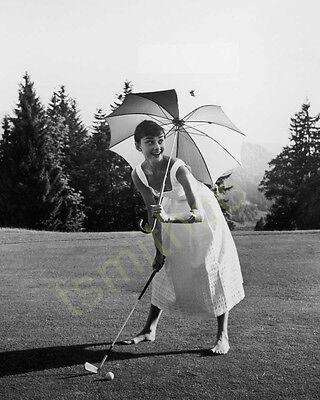 Audrey Hepburn 8x10 Photo 113