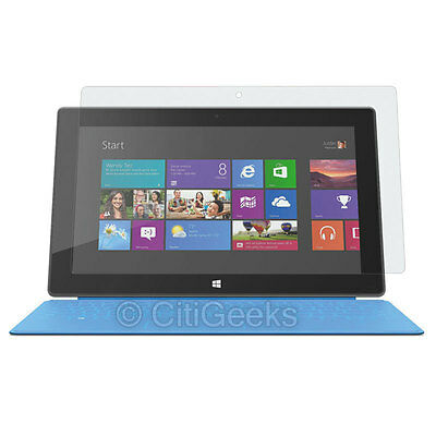 2-Pack CitiGeeks® Microsoft Surface Windows RT 8 Pro Anti-Glare Matte Skin