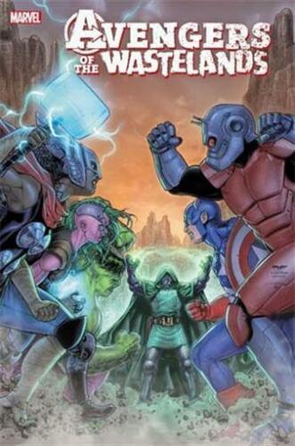 MARVEL COMICS GEMINI 9//2//20 AVENGERS OF THE WASTELANDS #5 OF 5