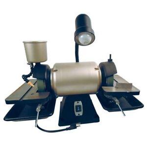 Otmt Tg 6l 6 Quot Carbide H S S Grinder 1 2 Hp 1 Phase Ebay