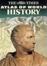 The Times Atlas of World History (Hammond Concise Atlas of World History)