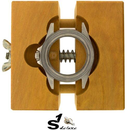 Holz-Gehäuse.- Werkhalter S1 Deluxe® LIGHT