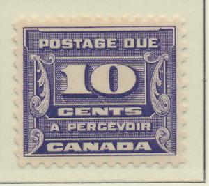 Canada-Stamp-Scott-J14-Mint-Hinged
