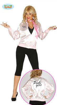 84404 GUIRCA Costume giubbino anni /'50 carnevale donna adulto mod
