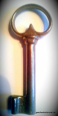 Schlüssel & Schlösser Schlösser Sinnvoll Truhenschlüssel Lang 9,6 Cm Ohne Dorn Antik Schlüssel & Schlösser Vintage Deko GläNzend