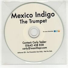 (GG262) Mexico Indigo, The Trumpet - DJ CD
